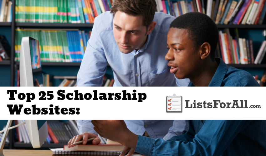Best Scholarship Websites