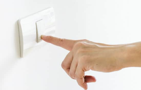 Save Money by Turning Off Lights