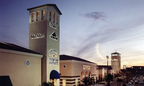 Vineland Premium Outlets Orlando Florida