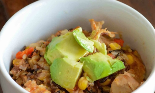 chicken-burrito-bowl-recipe-is-healthy-satisfying-with-tons-of-flavor-683x1024