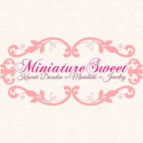Miniture Sweet Etsy Shop