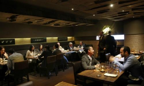 Coi Restaurant San Francisco CA