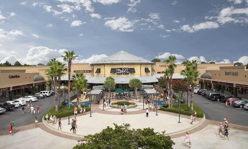 Silver Sands Premium Outlets, Destin, Florida