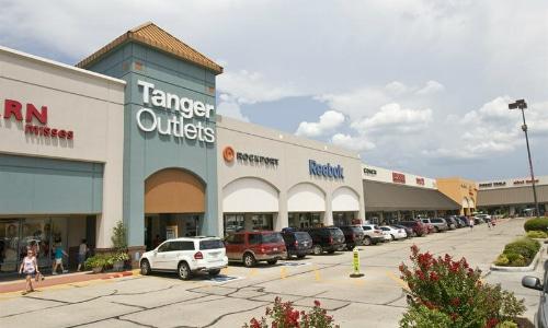 Tanger Outlets, Branson, Missouri