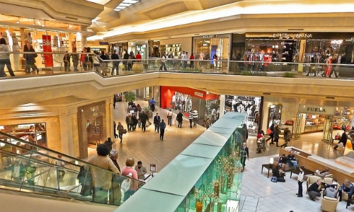 The Mall at Short Hills Milburn New Jersey