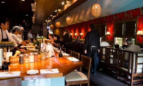Uchi Restaurant Austin TX