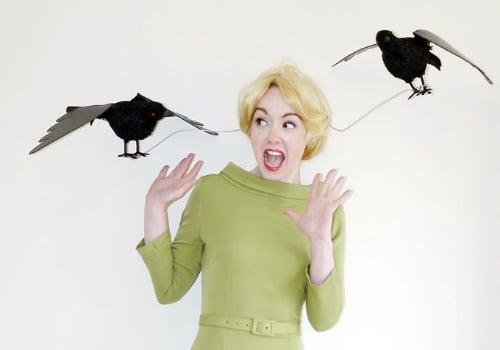 Tippi Hendren from The Birds