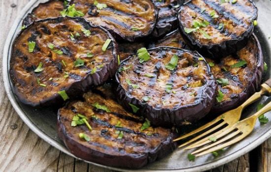 Grilled Balsamic Eggplant Recipe