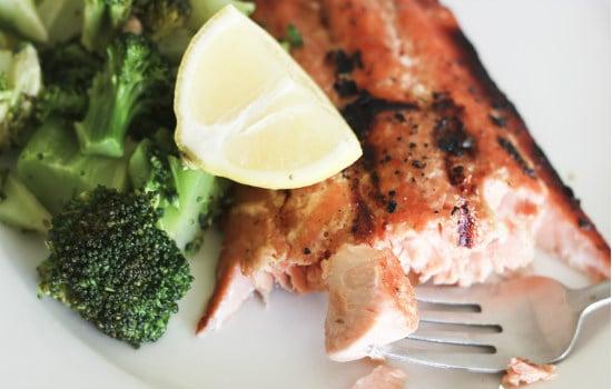 Grilled Brown Sugar Salmon Recipe