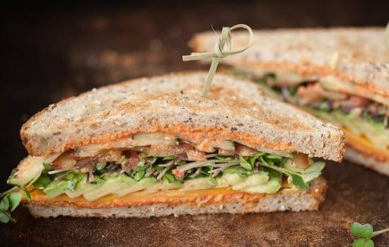 Summer Veggie Sandwich Recipe