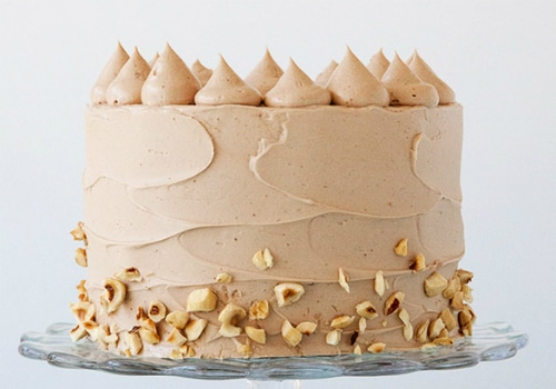 Banana Chocolate Hazelnut Cake Recipe