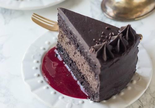 Blackout Cheesecake Cake