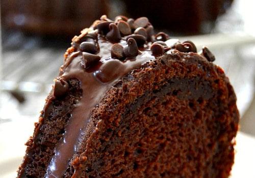 Dang Good Chocolate Bundt Cake