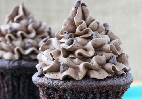 Death by Chocolate Cupcakes Recipe