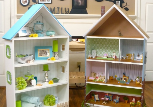 Doll House IKEA Hack