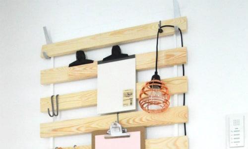 Hanging Organizer IKEA Hack