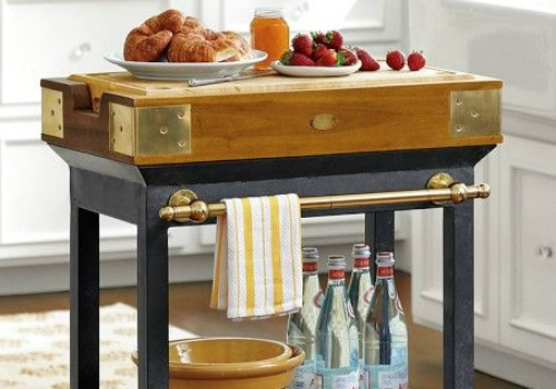 Kitchen Cart IKEA Hack