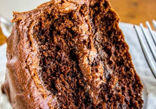 Magleby's Copycat Chocolate Cake