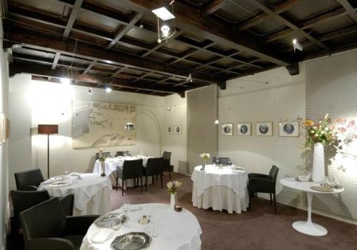 Osteria Francescana Restaurant -Modena, Italy