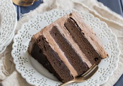 Simply Perfect Chocolate Cake