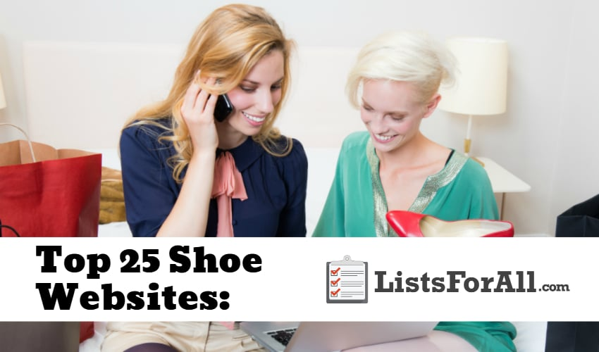 Best Shoe Websites