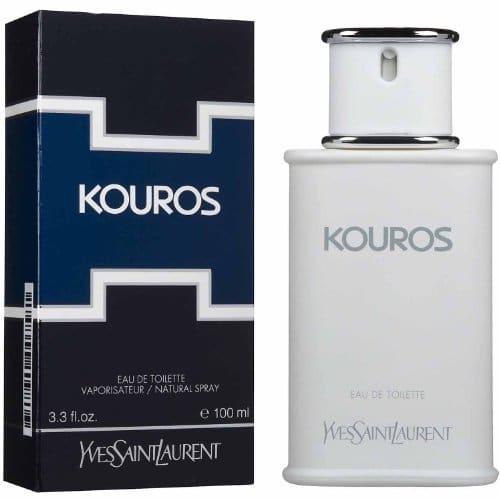 Kouros Body Men By Yves Saint Laurent Cologne