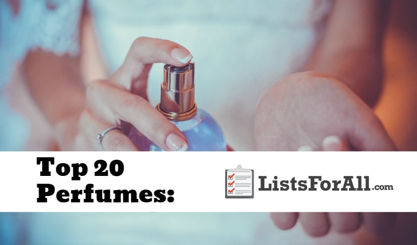 List of the Best Perfumes