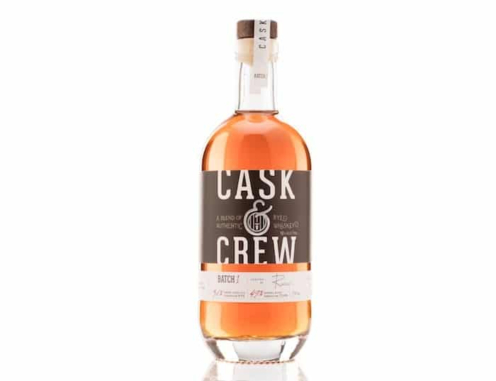 Cask and Crew Blended Rye Whiskey