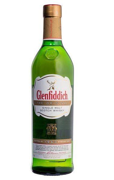 Glenfiddich Whisky Brand