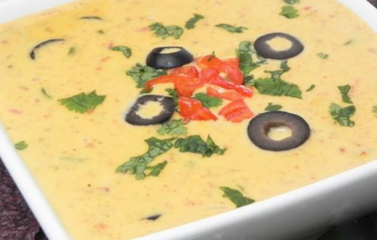 Loaded Queso Fundido Appetizer