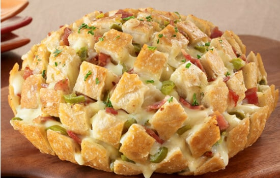 Pull Apart Party Loaf Appetizer