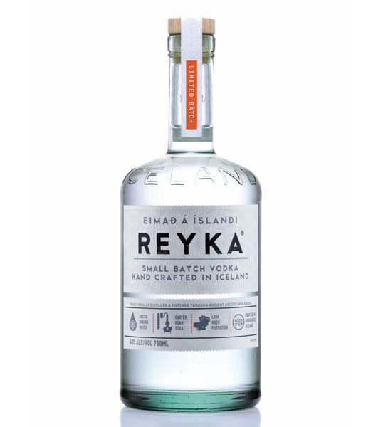 Reyka Vodka Brand