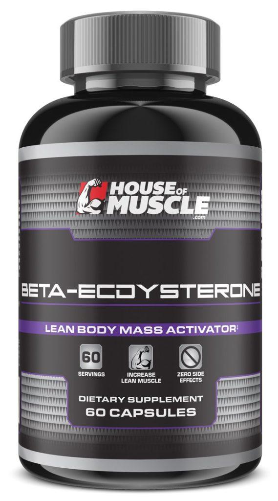 Beta-Ecdysterone Supplement