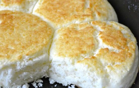 Gluten Free Buttermilk Biscuits Recipe