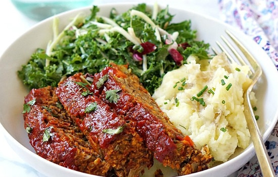 Vegan Lentil Loaf Recipe