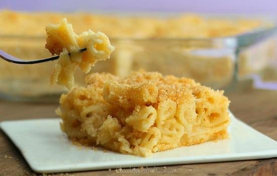 Vegan Mac and Cheese Recipe
