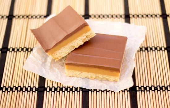 Millionaires Shortbread Dessert Recipe