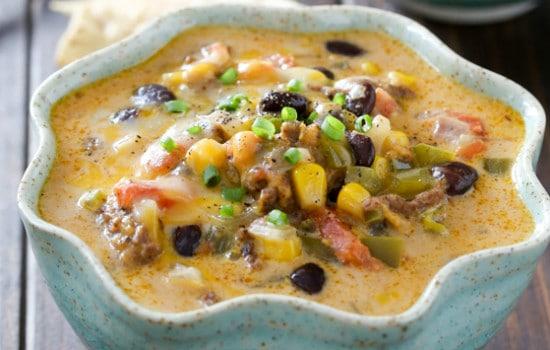 Nacho Soup Recipe