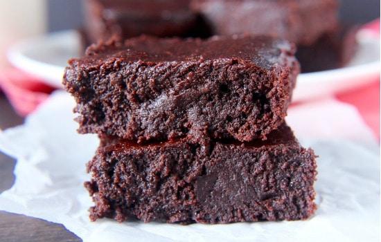 Paleo Fudgy Paleo Brownies Recipe