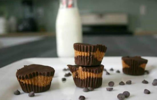 Paleo Nut Butter Cups Recipe