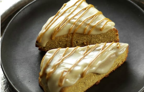 Paleo Starbucks Pumpkin Spice Scones Recipe