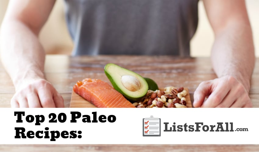 Best Paleo Recipes