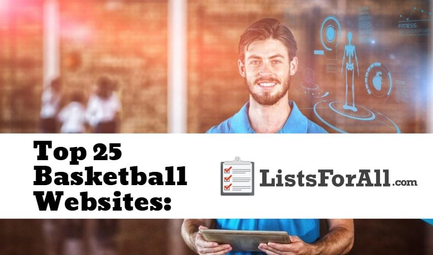 basketball websites