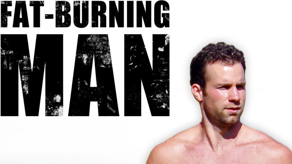 Fat Burning Man Fitness Website