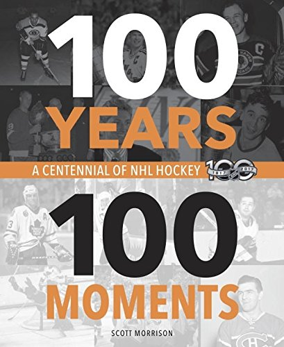 100 Years, 100 Moments Hockey Book Gift