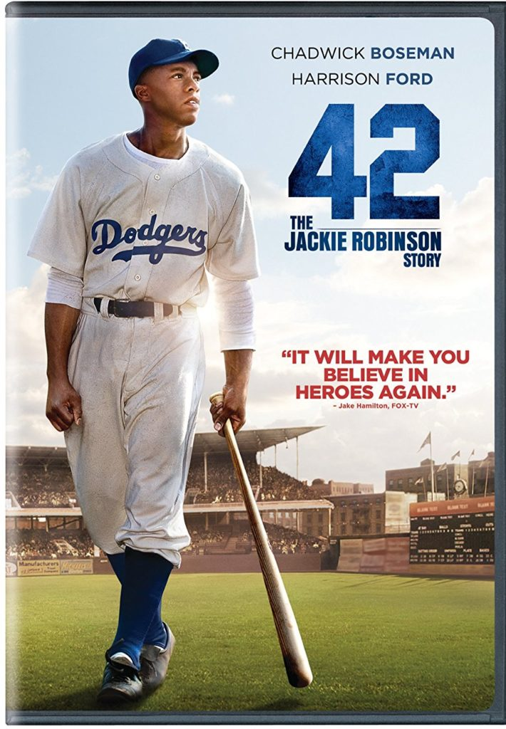 42 The Jackie Robinson Story Baseball Movie Gift