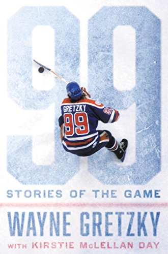 99: Stories of the Game Hockey Book Gift