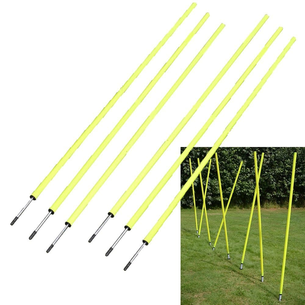 Soccer Agility Training Poles Gift