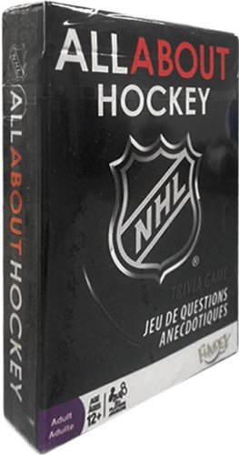 All About Hockey Trivia Game
