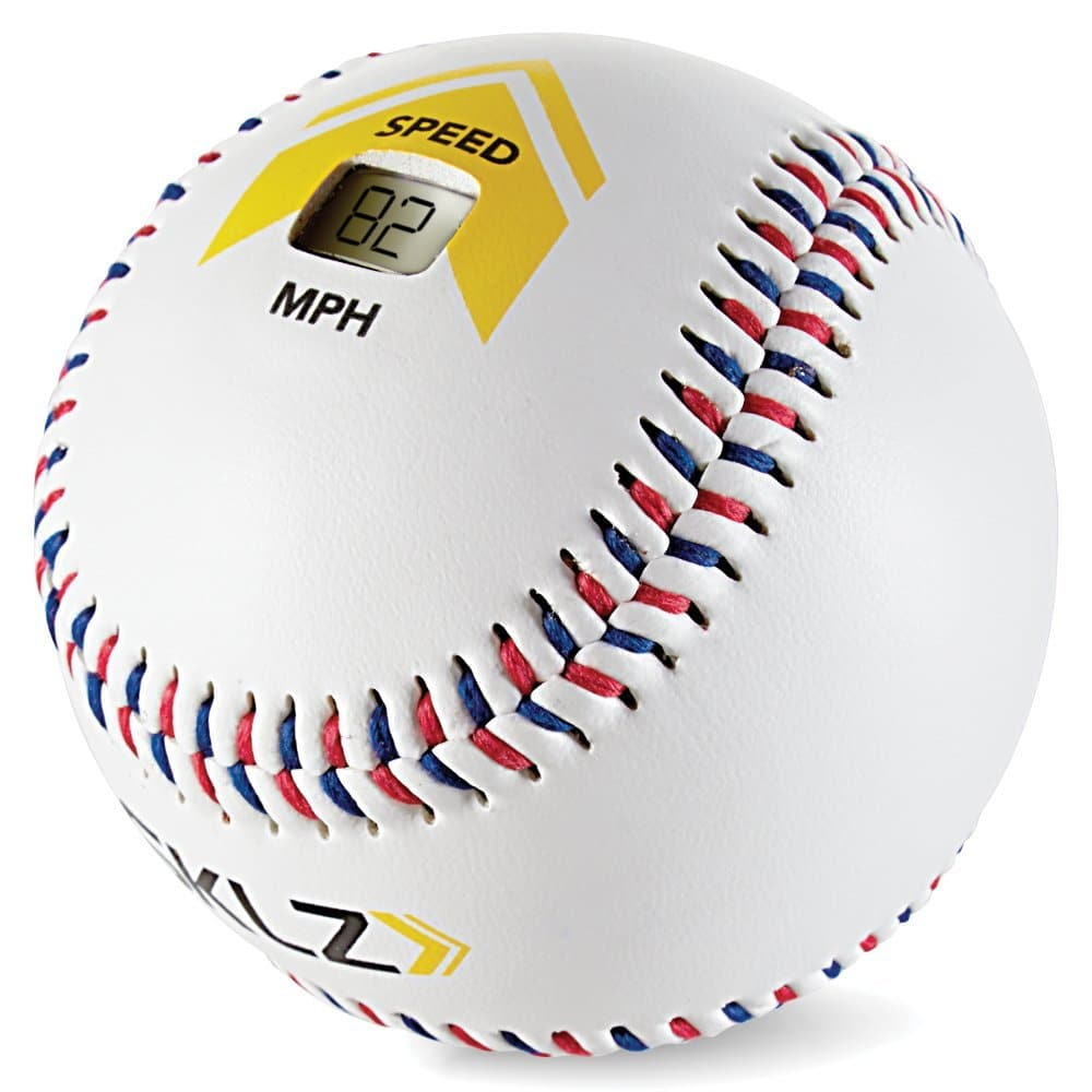 Baseball with Speed Sensor